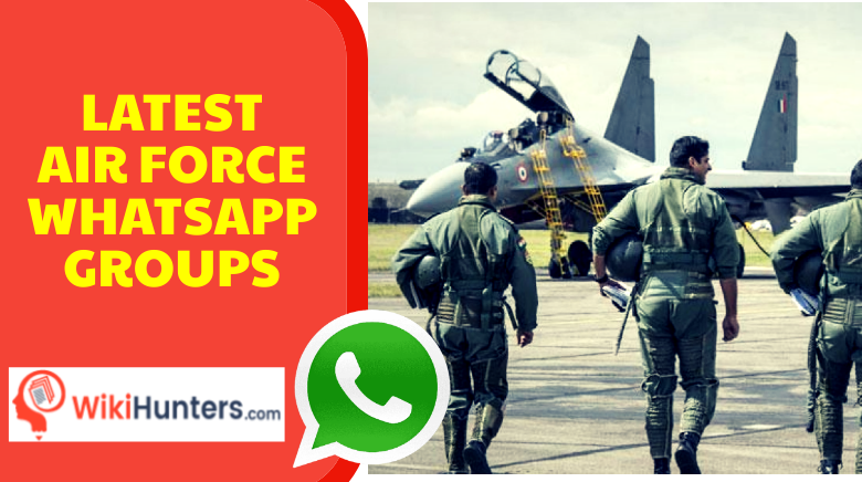 LATEST AIR FORCE WHATSAPP GROUPS 01