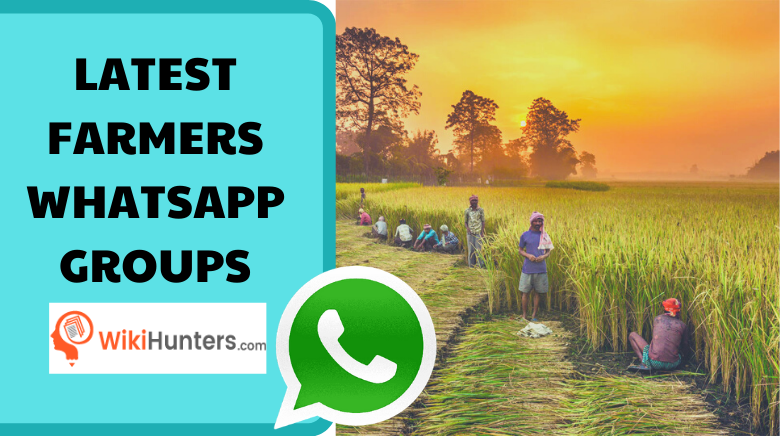 LATEST FARMERS WHATSAPP GROUPS 01