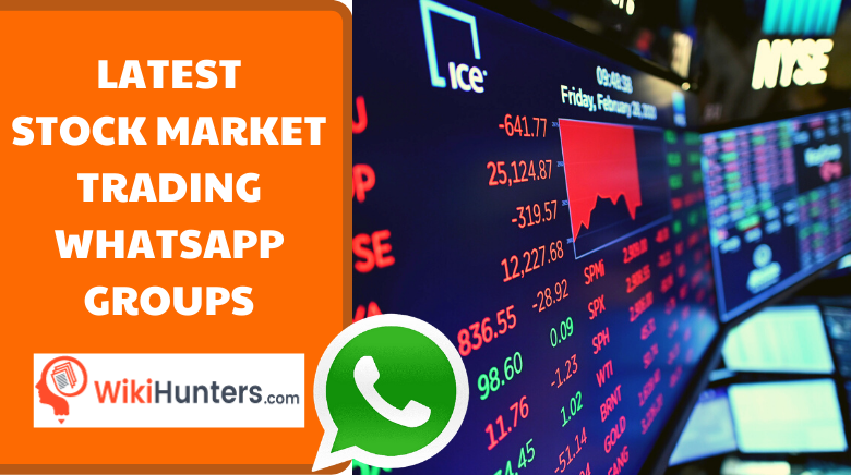 LATEST STOCK MARKET TRADING WHATSAPP GROUPS 01