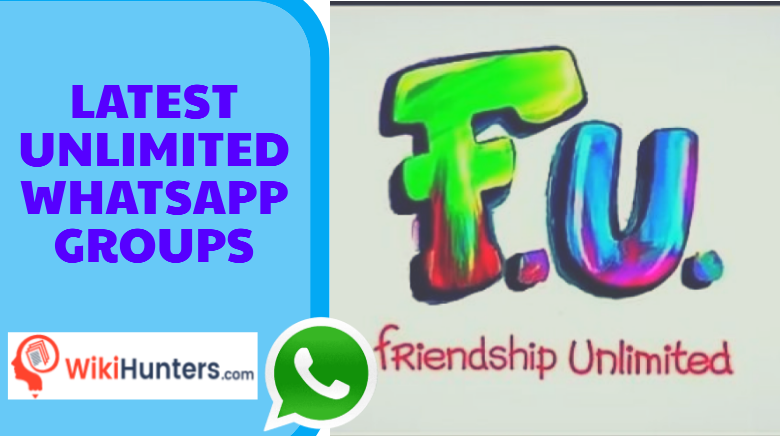LATEST UNLIMITED WHATSAPP GROUPS 01