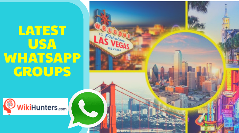 LATEST USA WHATSAPP GROUPS 01